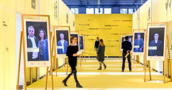L'exposition du Bundesministerium für Umwelt se déplace dans le monde entier